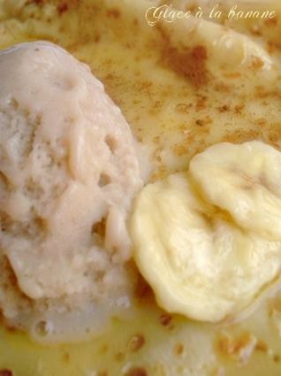 Recette de glace à la banane maison (avec sorbetière)