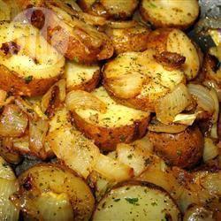 Recette pommes de terre à la lyonnaise – toutes les recettes ...
