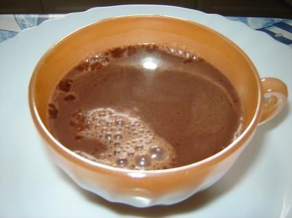 Recette de chocolat chaud à l'ancienne