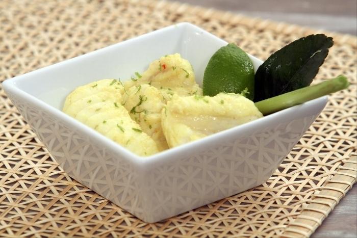 Recette de curry de lotte façon thaï facile et rapide