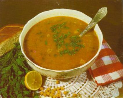 Recette de soupe au vermicelle