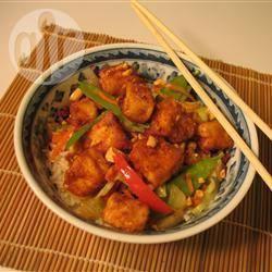 Recette tofu à la sauce de cacahuètes – toutes les recettes allrecipes