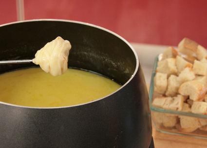 Recette de fondue au fromage