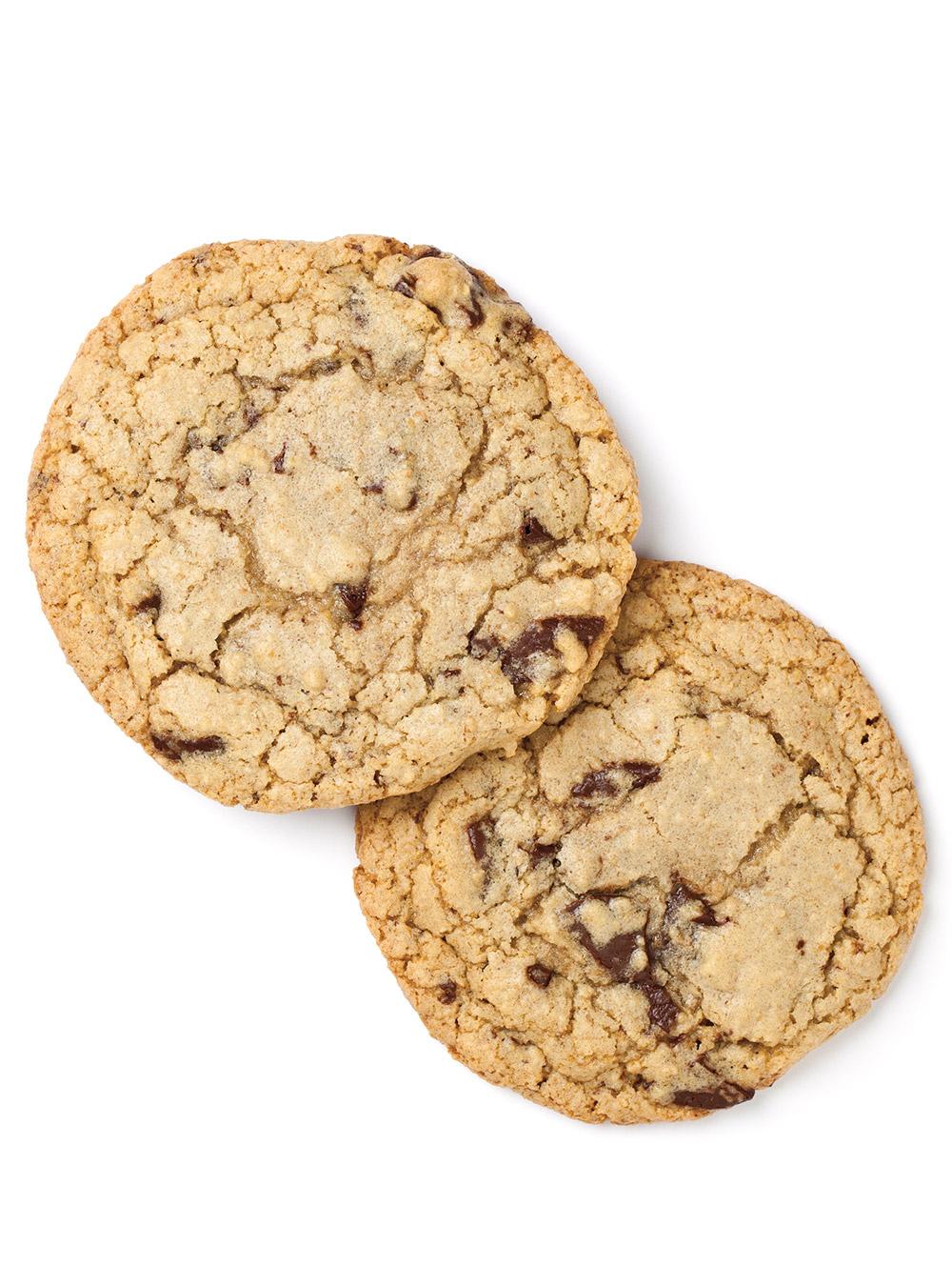 Biscuits moelleux aux brisures de chocolat (version allégée) | ricardo