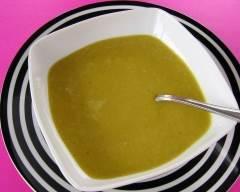 Recette soupe marocaine de lentilles rouges