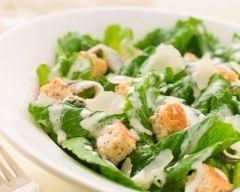 Recette salade césar facile