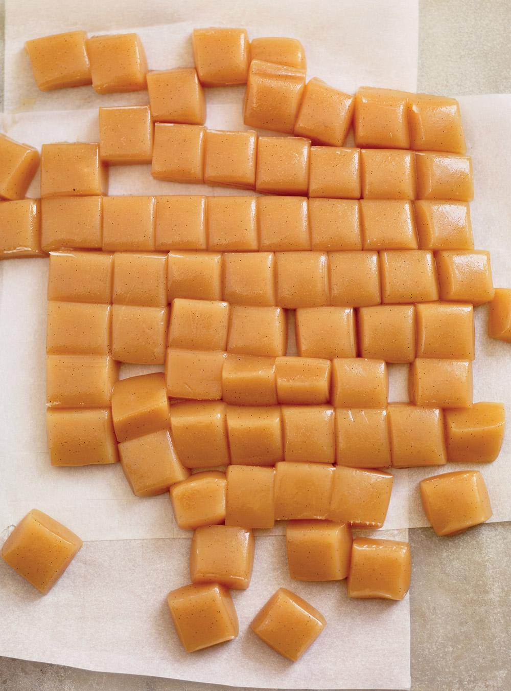 Caramels mous à la fleur de sel | ricardo
