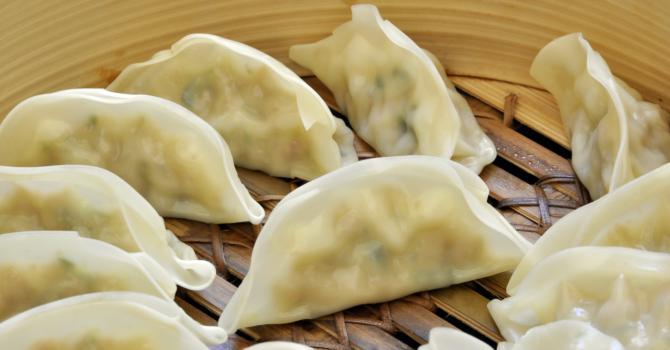 Recette de raviolis chinois à la vapeur