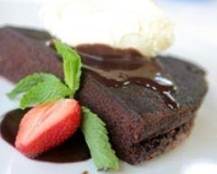 Recette gateau chocolat vanille
