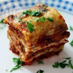 Recette les meilleures lasagnes du monde – toutes les recettes ...