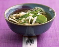 Recette soupe chinoise pimentée