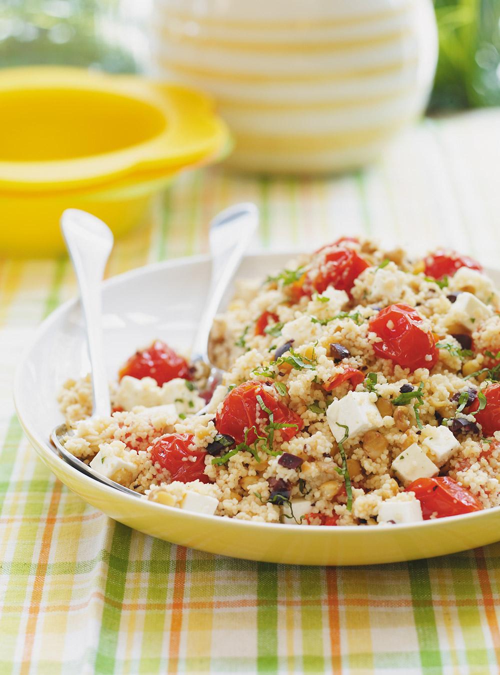 Salade méditerranéenne | ricardo