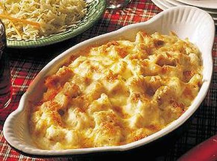Recette de gratin de pommes de terre à la dinde