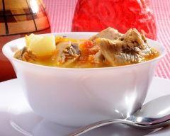 Recette cassolette de thon blanc et carottes aux épices