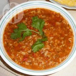 Recette soupe à la tomate et à l'avoine – toutes les recettes ...