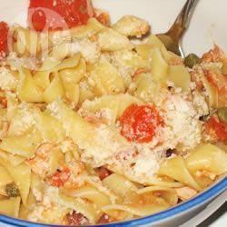 Recette spaghettis au thon et aux câpres – toutes les recettes ...