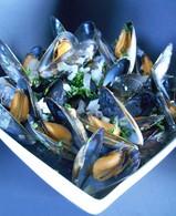 Recette moules marinières (crustacés)
