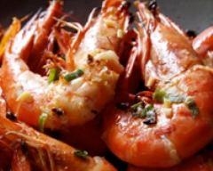 Recette crevettes grillées et purée maison