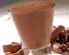 Recette mousse au chocolat bio sans lait ni sucre