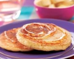 Recette pancake à la banane