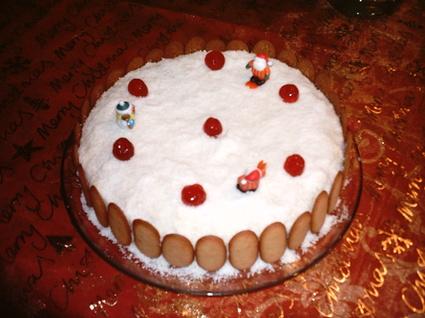 Recette mont-blanc (gâteau)
