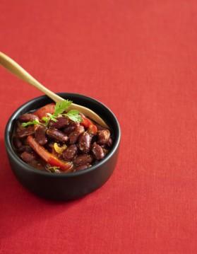 Chili con carne ( végétarien)