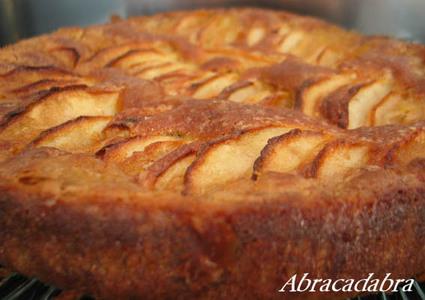 Recette de gâteau aux pommes tout simple
