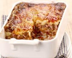 Recette lasagnes jambon-ricotta