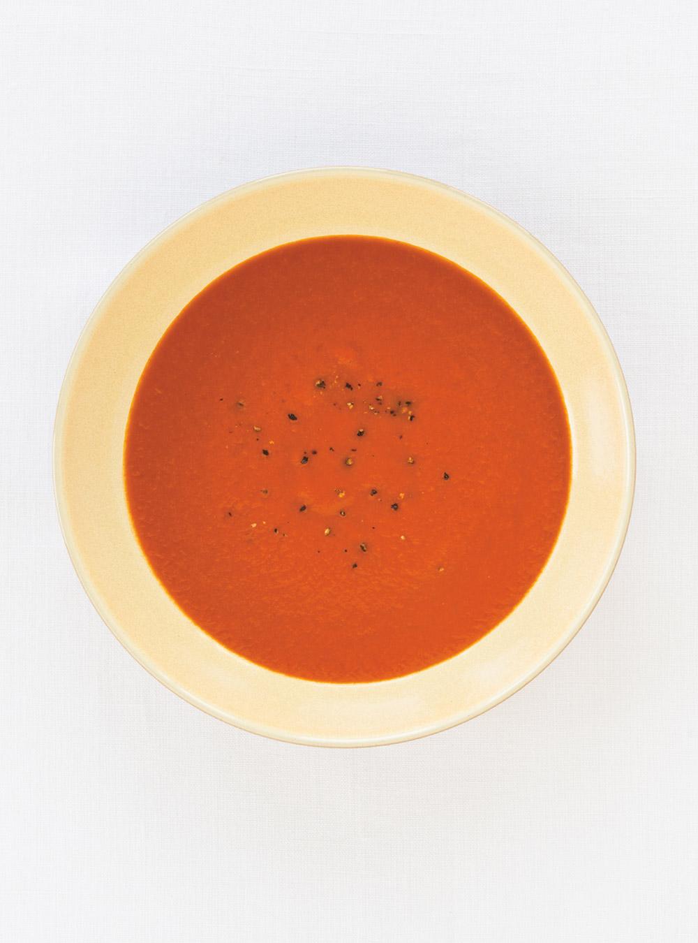 Crème de tomates | ricardo