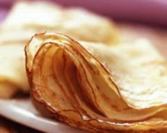 Recette pâte à crêpes légères