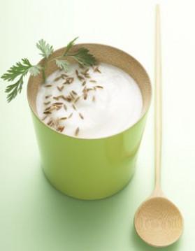 Velouté de chou-fleur au lait de coco pour 6 personnes