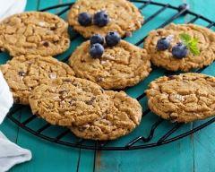 Recette cookies aux pépites de chocolat sans gluten
