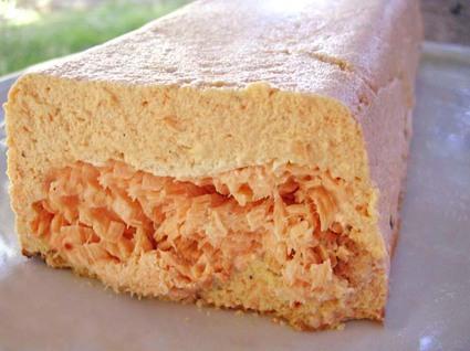 Recette de terrine rose saumon à la ricotta