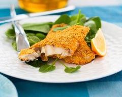 Recette poisson pané