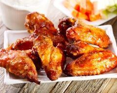 Recette ailes de poulet piquantes au four