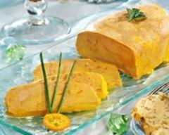 Recette terrine de foie gras au micro-ondes