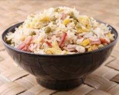 Riz cantonnais express | cuisine az