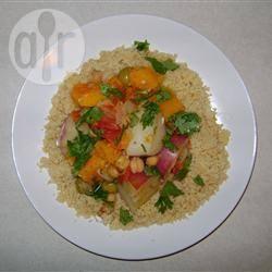Recette couscous de pommes de terre et de courge – toutes les ...