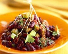 Recette chili con carne à la viande hachée