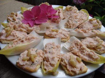 Recette de rillettes aux deux saumons ciboulette citron vert