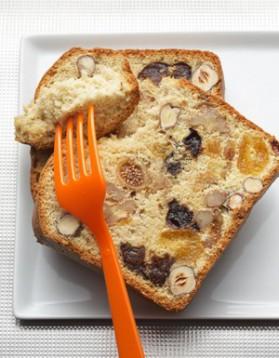 Gâteau ivre aux fruits secs pour 6 personnes