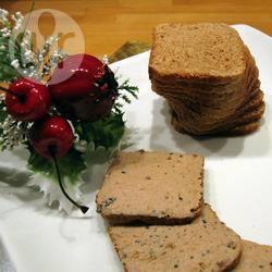 Recette canapés au foie gras – toutes les recettes allrecipes