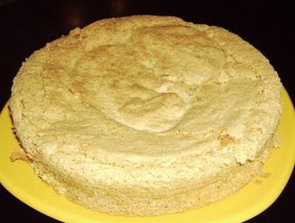 Recette biscuit aux noisettes (gâteau)