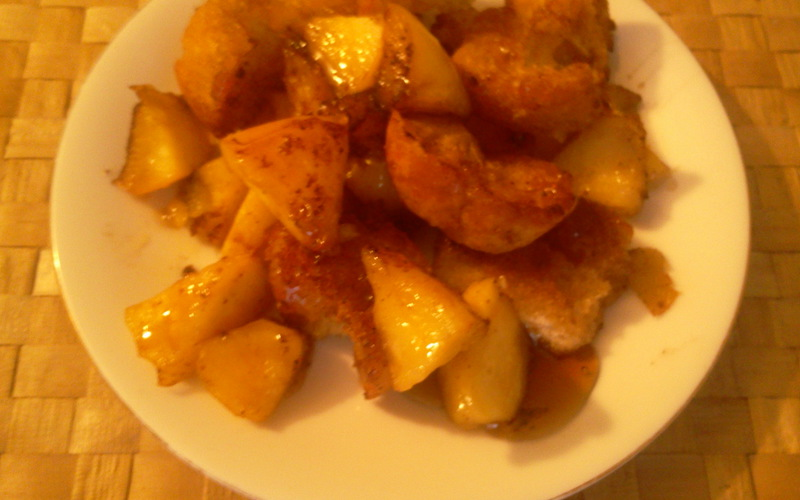 Recette pain perdu à la pomme pas chère et express > cuisine ...