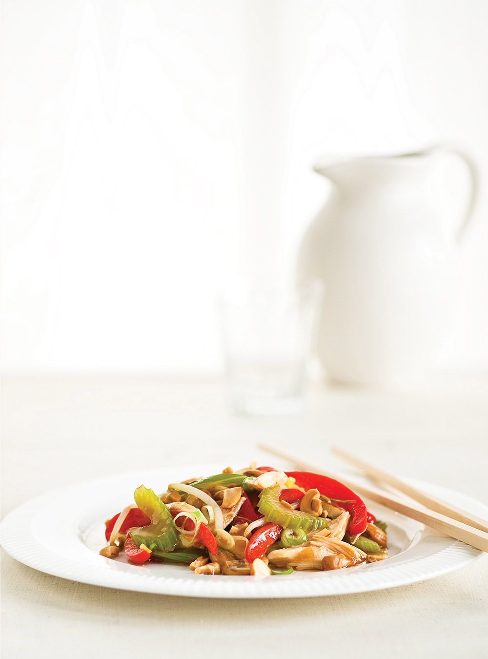 Chop suey au poulet | ricardo