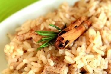 Recette de riz pilaf parfumé cannelle, anis et cardamome rapide