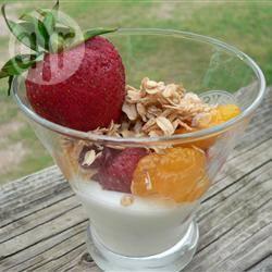 Recette yaourts individuels aux fruits d'été – toutes les recettes ...