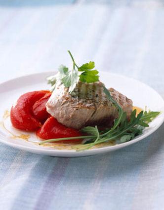Recette de thon rouge grillé au vinaigre balsamique