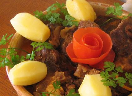 Recette de goulasch à la hongroise