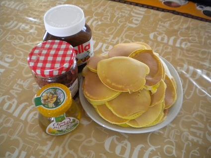 Recette de pancakes tendres et délicieux